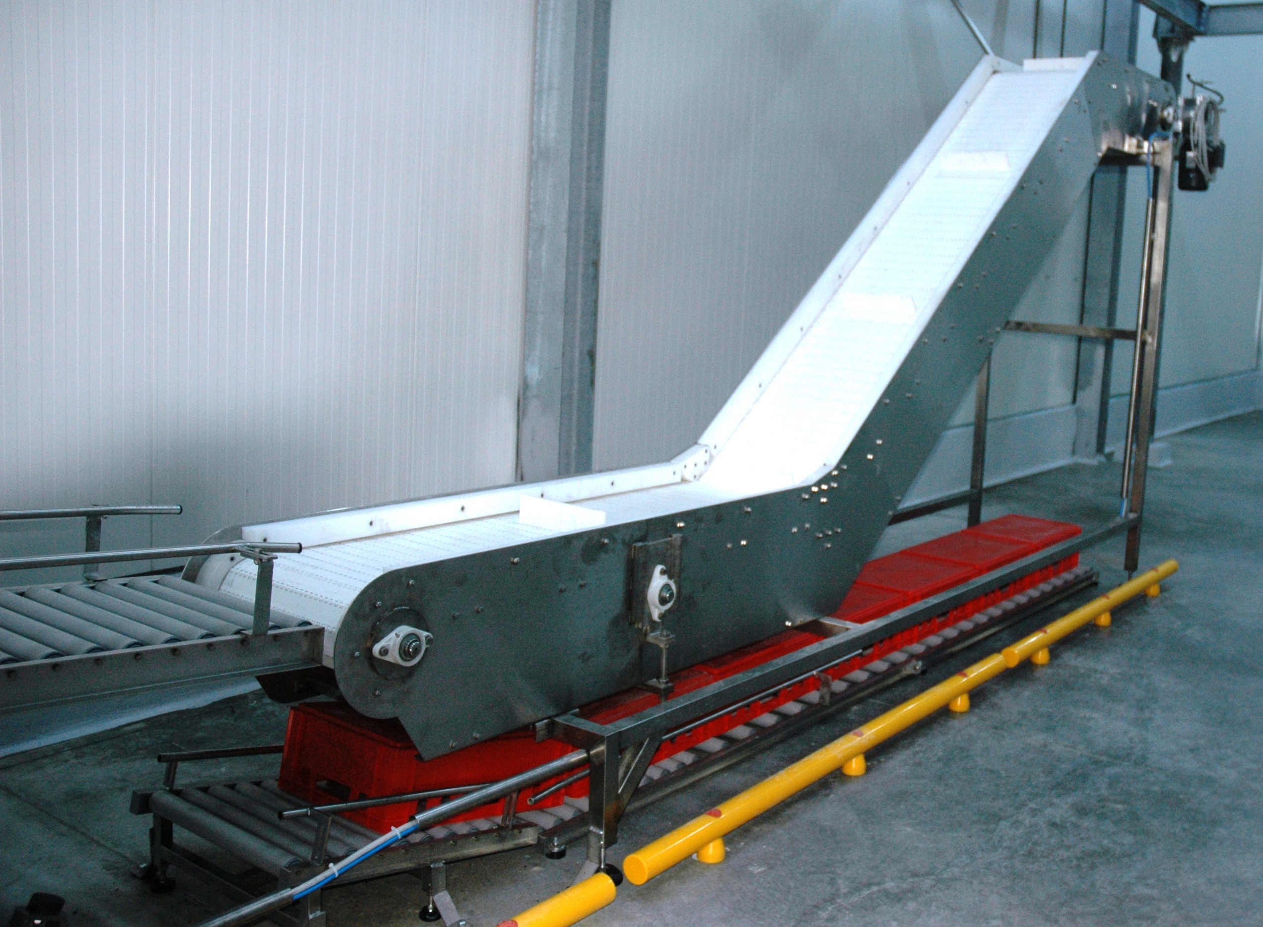 deboning line conveyor type
